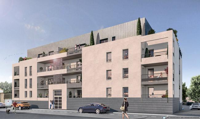 LAVAL Centre Ville du T2 au T4 à partir de 115 000€