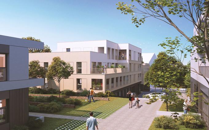 SAINT HERBLAIN du STUDIO au T4 à partir de 184 000€